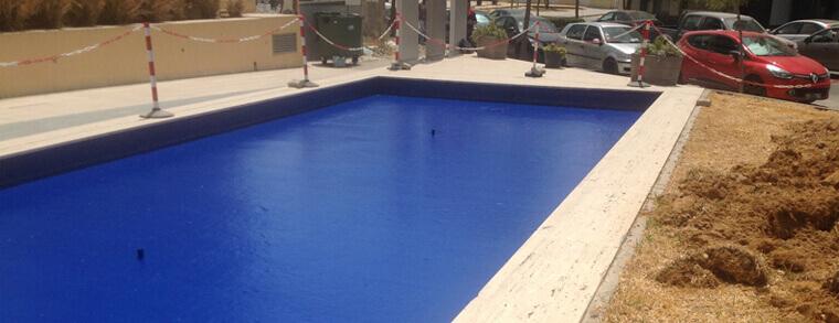 waterproofing, resin and floor coating - KEMICA