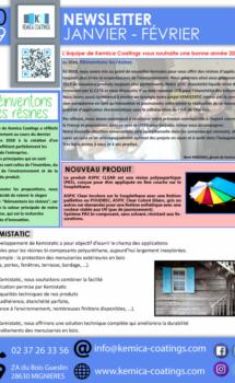 Newsletter KEMICA COATINGS