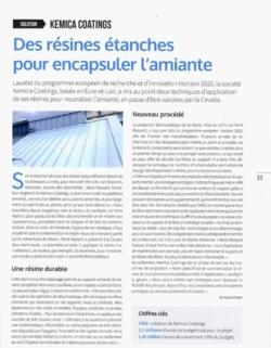 Article « Dimension Amiante » - Janvier 2019