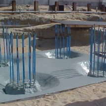 FOUNDATIONS -waterproofing coating, waterproof coatings, resine etancheite,