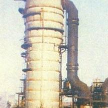 Dômes de réacteurs chimiques