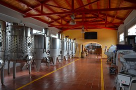 STEEL WINE TANKS