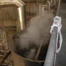 Réfection de réservoirs en acier