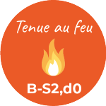 Tenue au feu B-S2,d0 - KEMICA COATINGS waterproofing coating, waterproof coatings, resine etancheite,